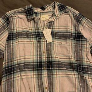 American Eagle super soft flannel, NWT